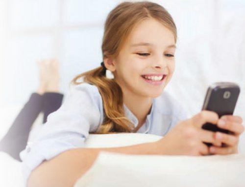 Uso del móvil en  adolescentes