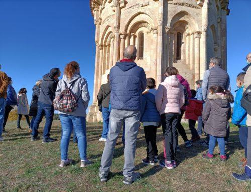 Sábado cultural en familia (23 de Octubre): Recorrido por Treviño oriental, descubriendo el románico, cuevas eremíticas y la naturaleza.